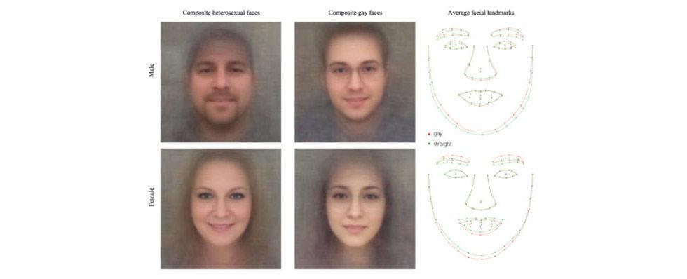 AI gissar sexualitet baserat på selfies
