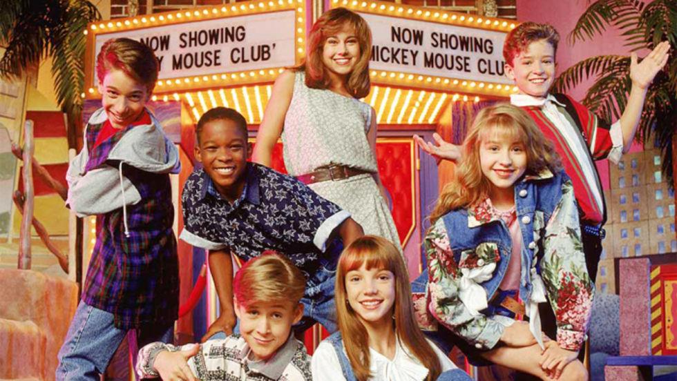 Mickey Mouse Club återuppstår på Facebook