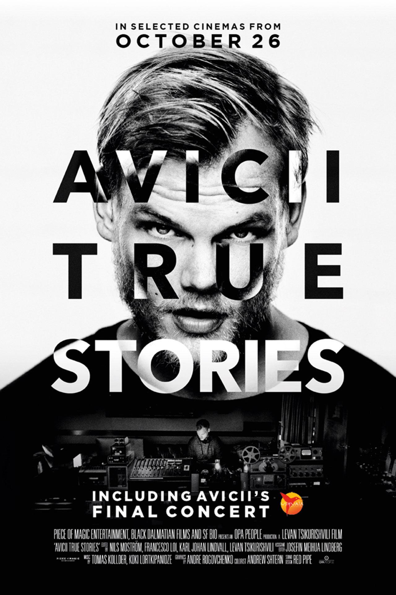 Trailer för dokumentären om Avicii