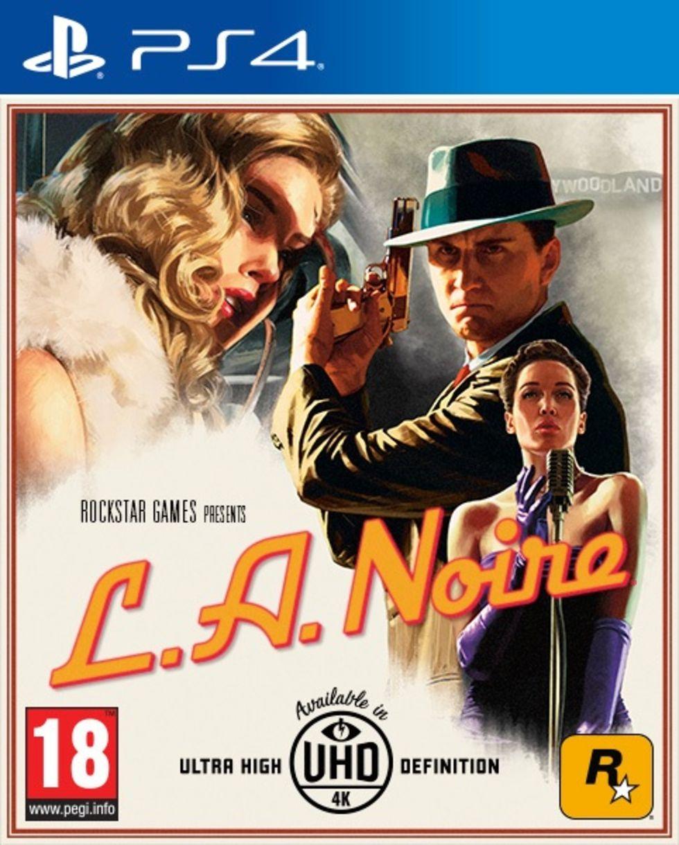 L.A. Noire blir dyrare till Switch än Xbox One och PS4