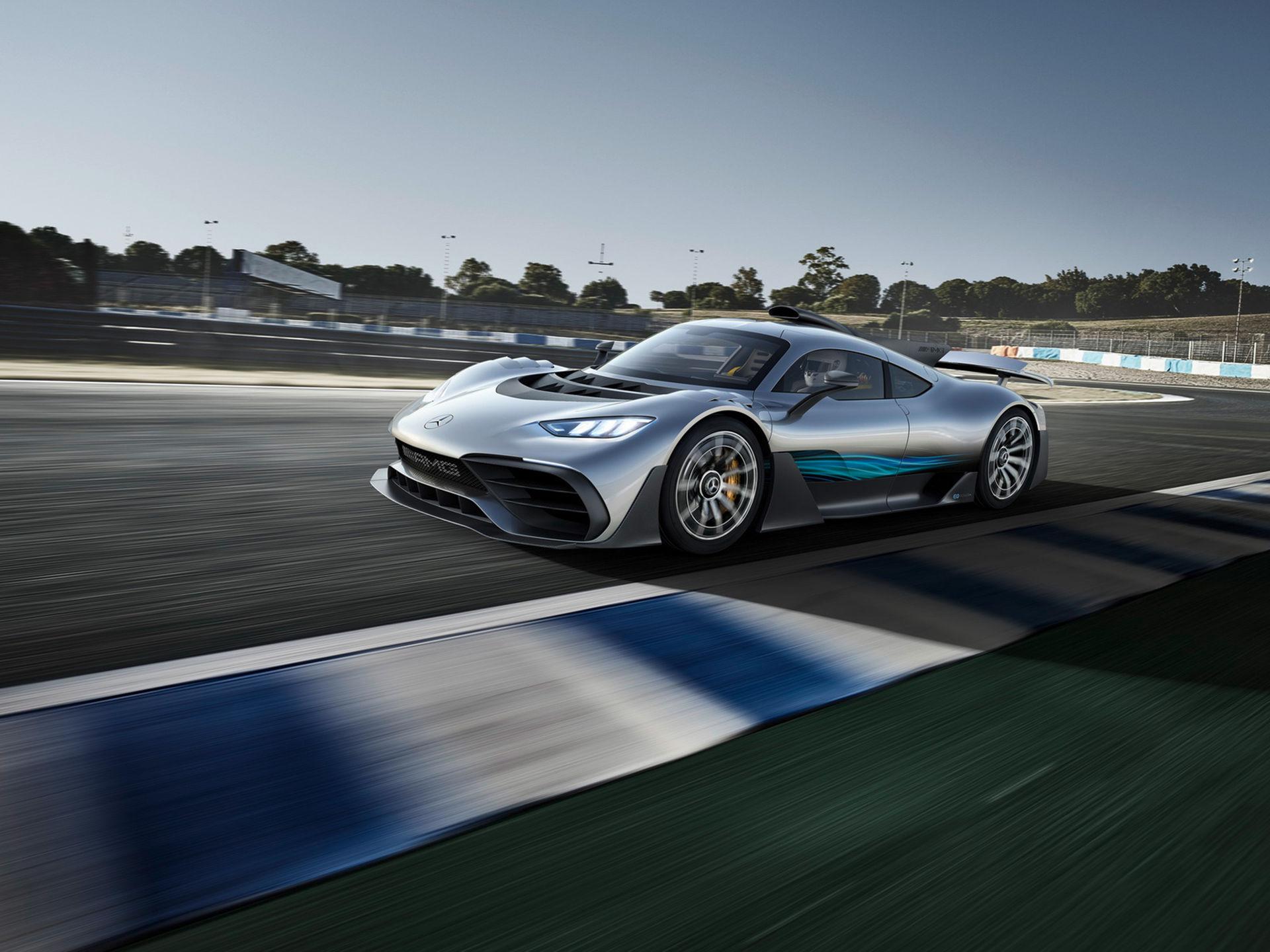 Nu är den här - Mercedes hyperbilskoncept