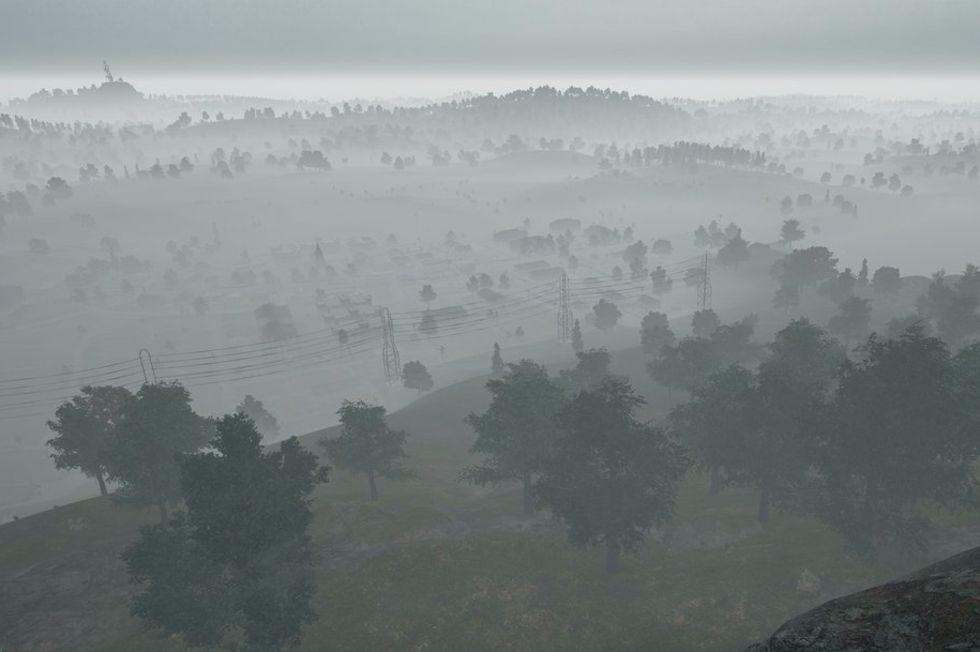 PUBG får dimma, nytt vapen och ny stad