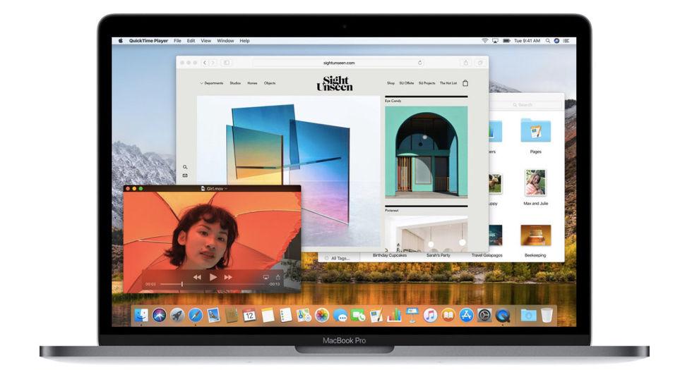MacOS High Sierra släpps 25 september
