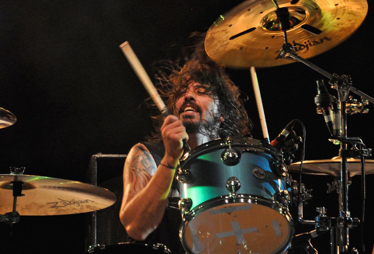 Foo Fighters kommer till Skavlan