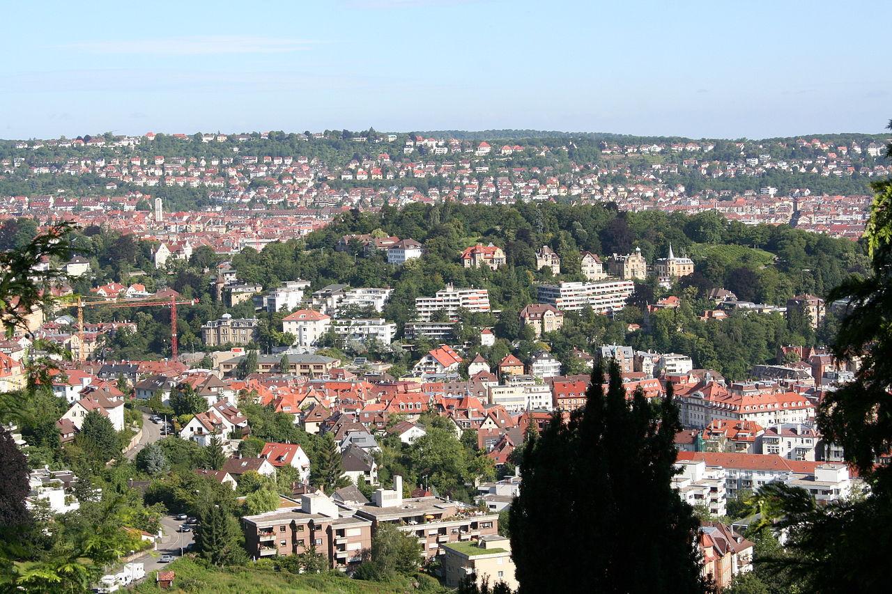 Stuttgart är världens mest relaxade stad