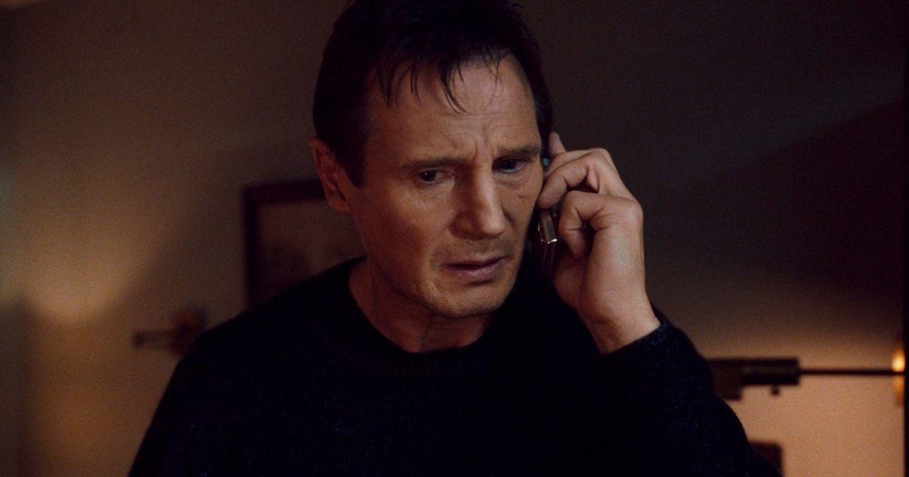 Liam Neeson lägger ner actionfilmerna