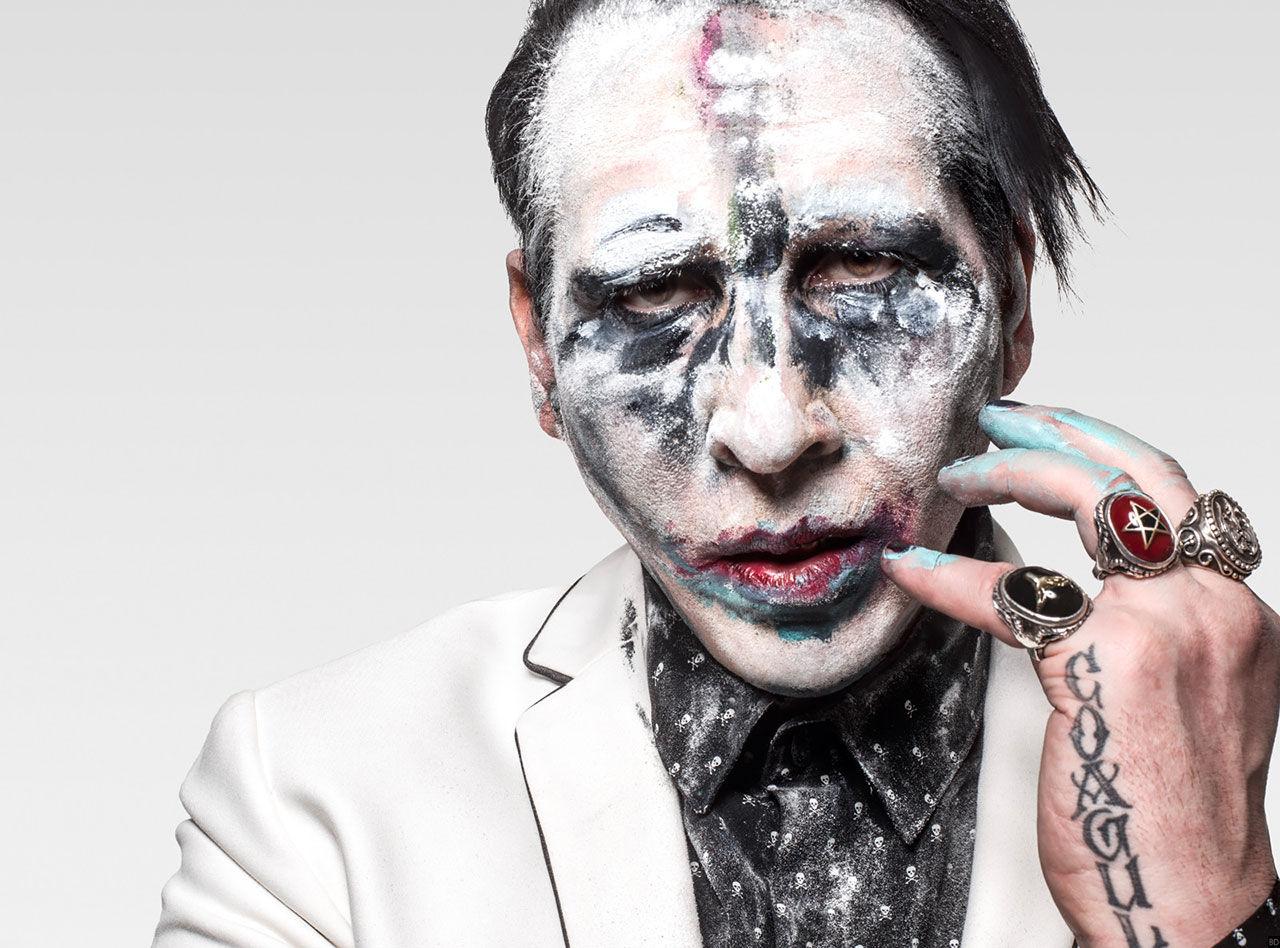 Nytt från Marilyn Manson