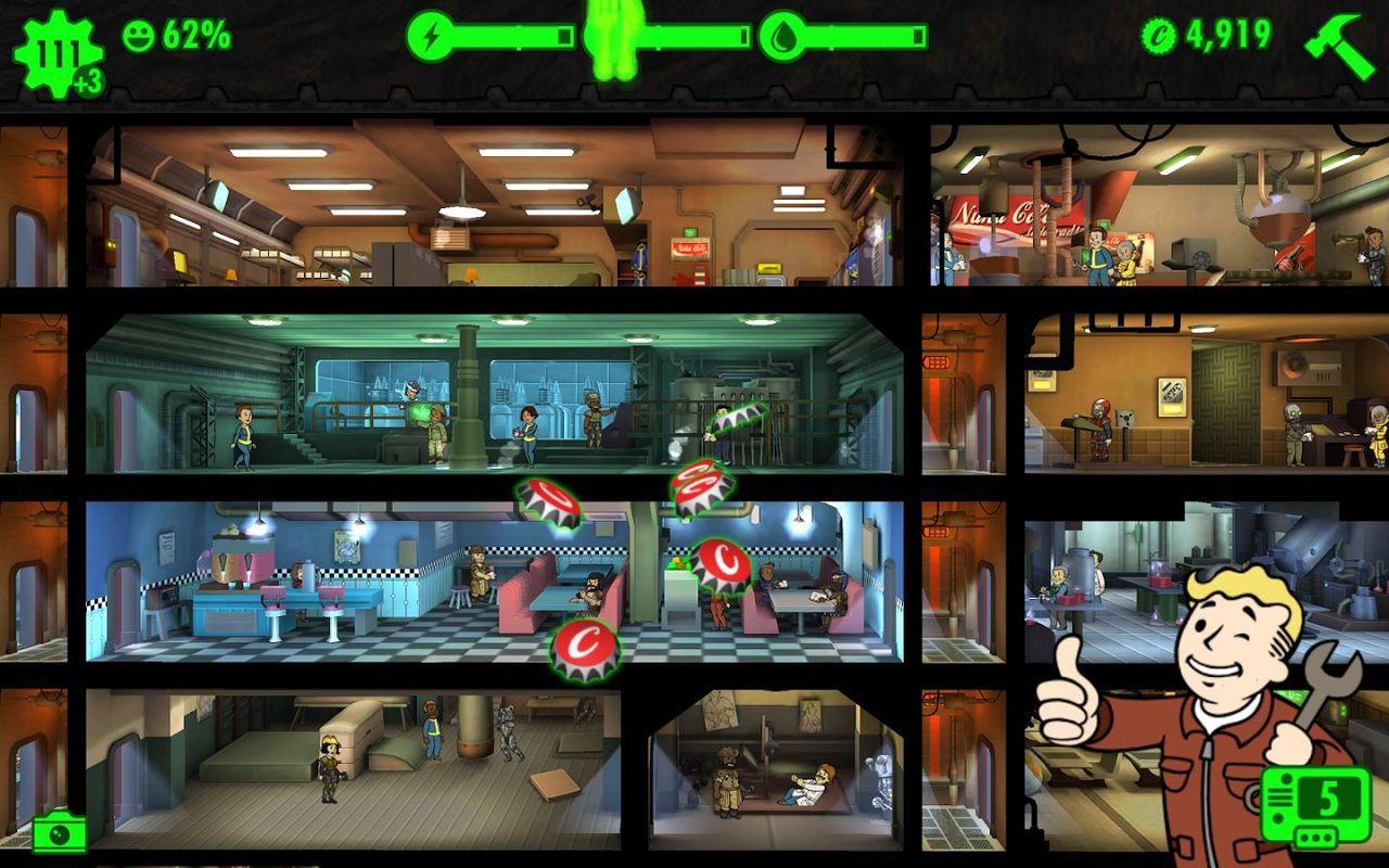 Fallout Shelter har laddats ner 100 miljoner gånger
