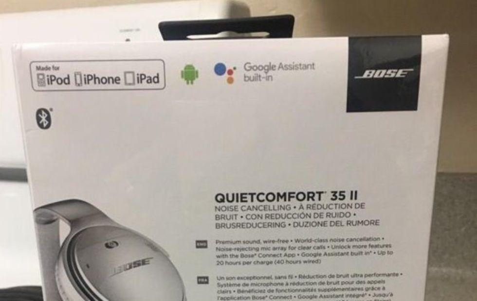 Bose QuietComfort 35 II får inbyggd Google Assistant?