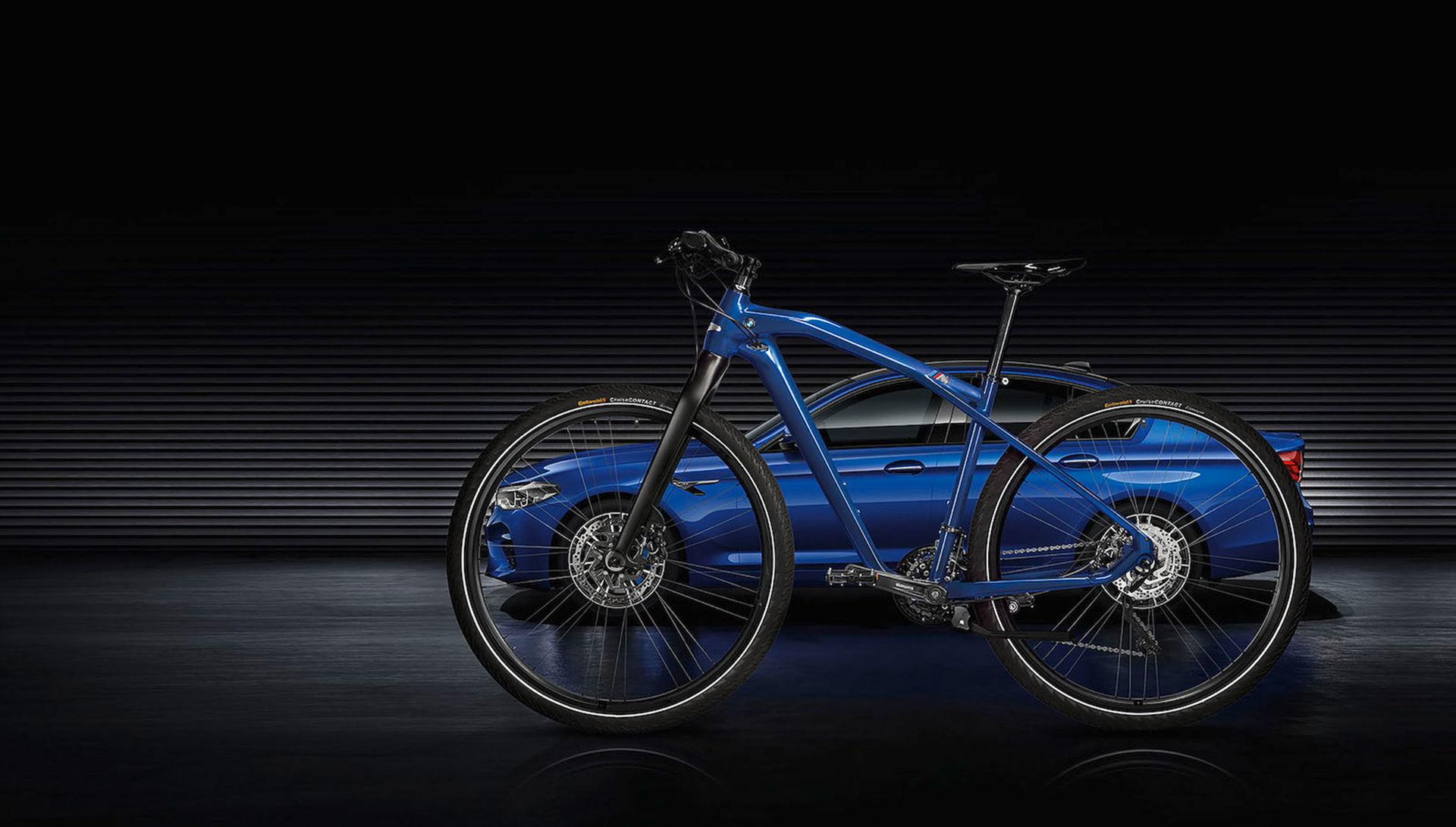 Ny tvåhjuling från BMW