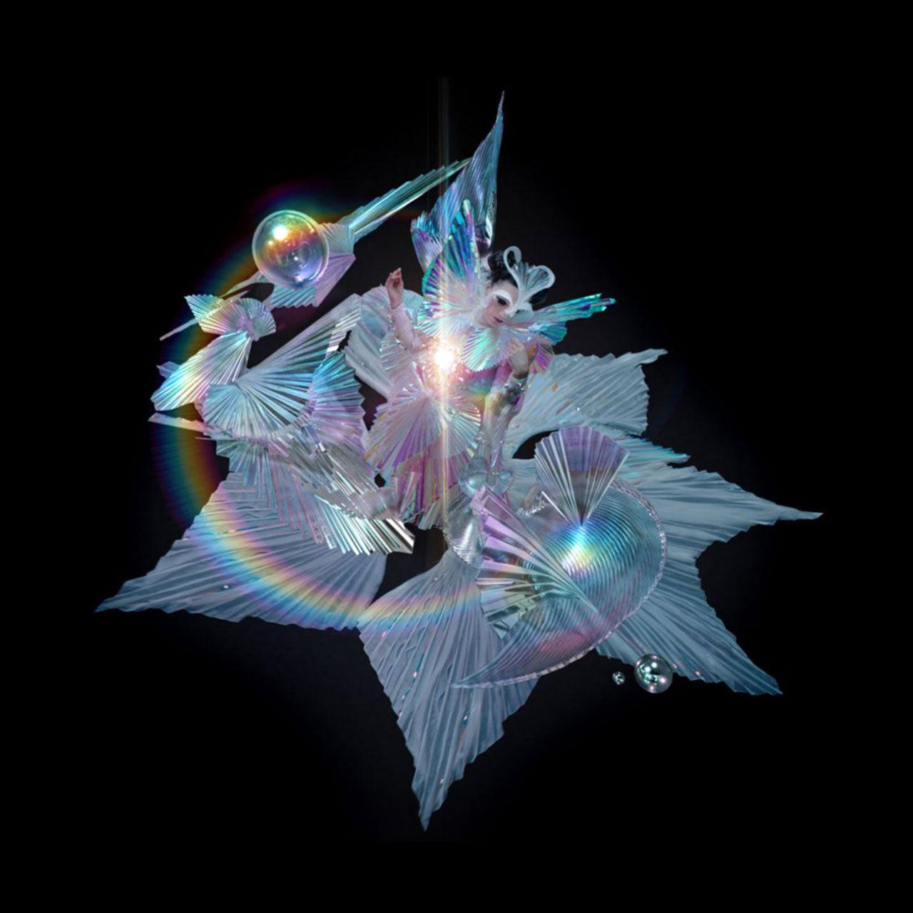 Konstnärlig video till Björks nya