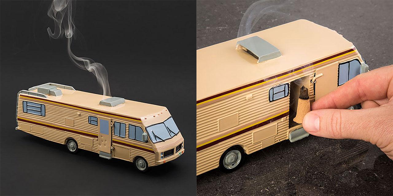 Breaking Bad-husbilen som modell