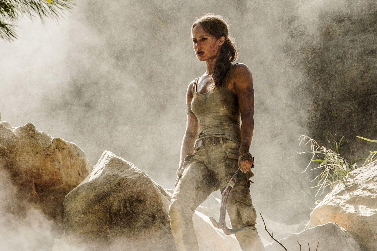 Första teasern för nya Tomb Raider är här