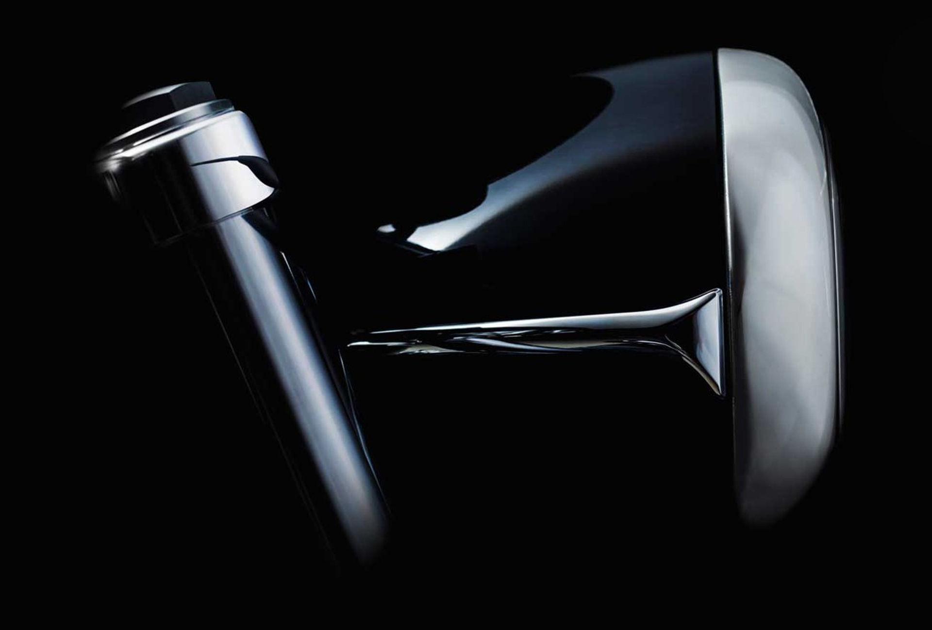 Triumph teasar Bonneville Speedmaster