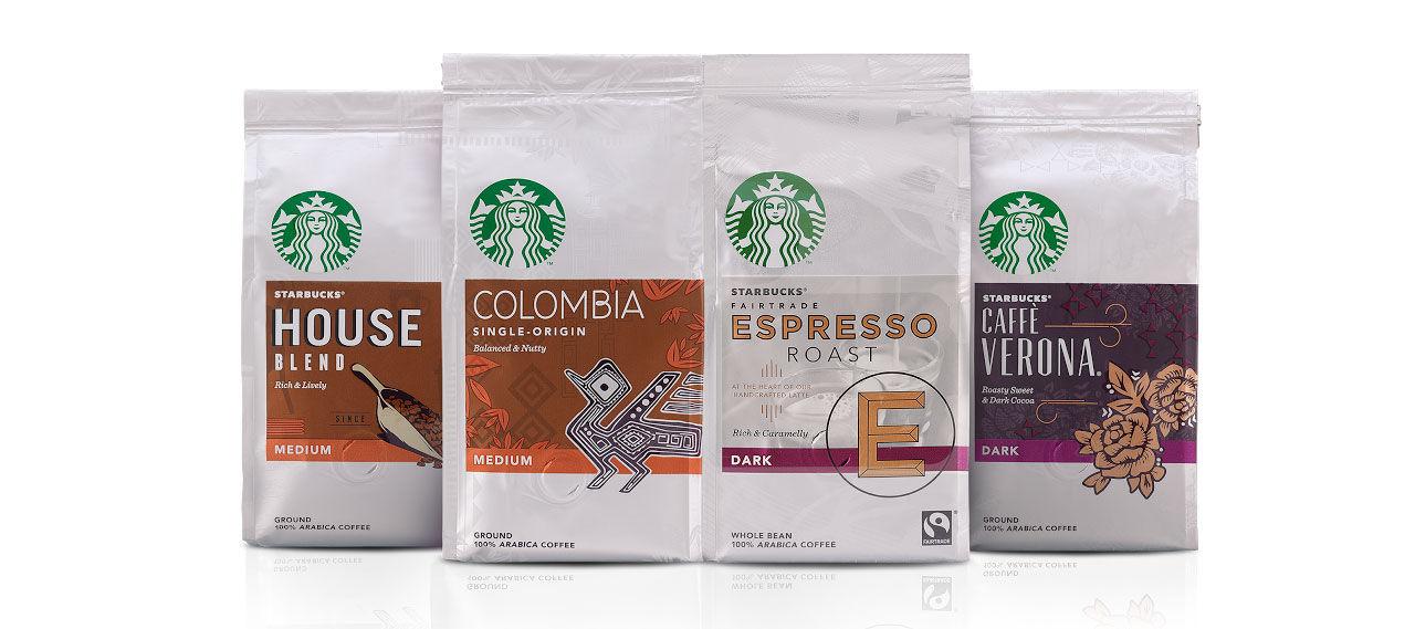 Starbucks bryggkaffe kommer till mataffären