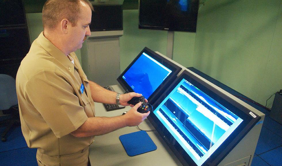USA börjar styra sina ubåtar med Xbox-kontroller