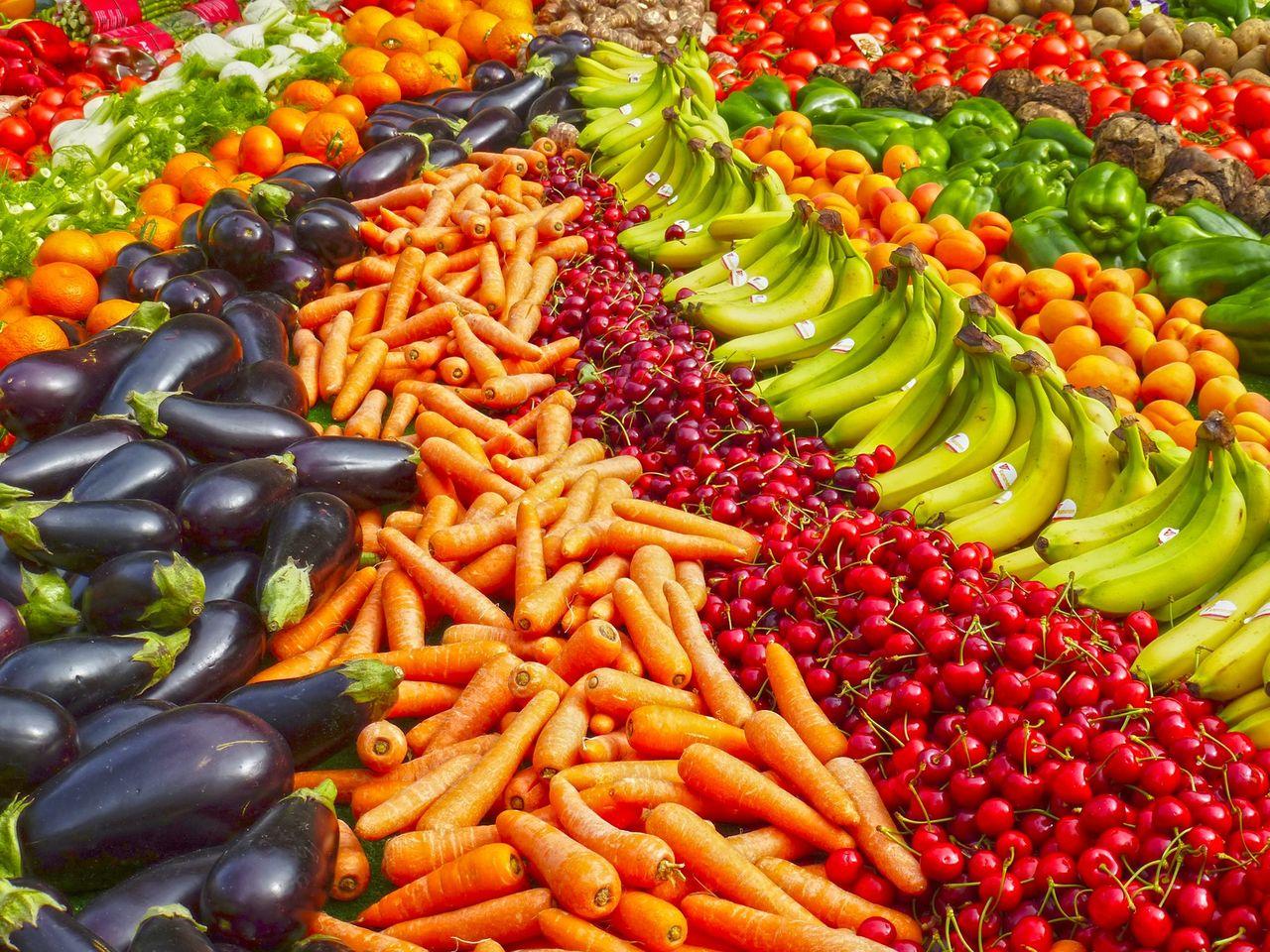 Frukt och grönt tappar inte i näringsvärde