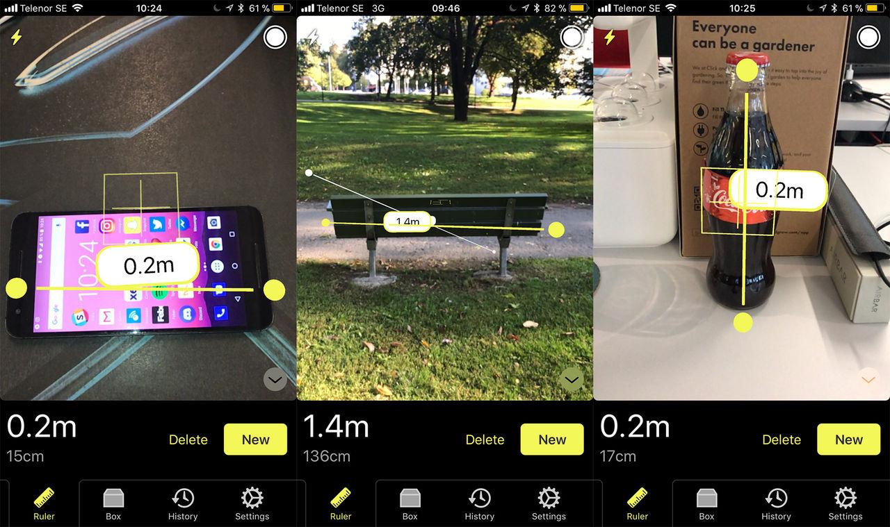 Vi har testat augmented reality på iOS 11