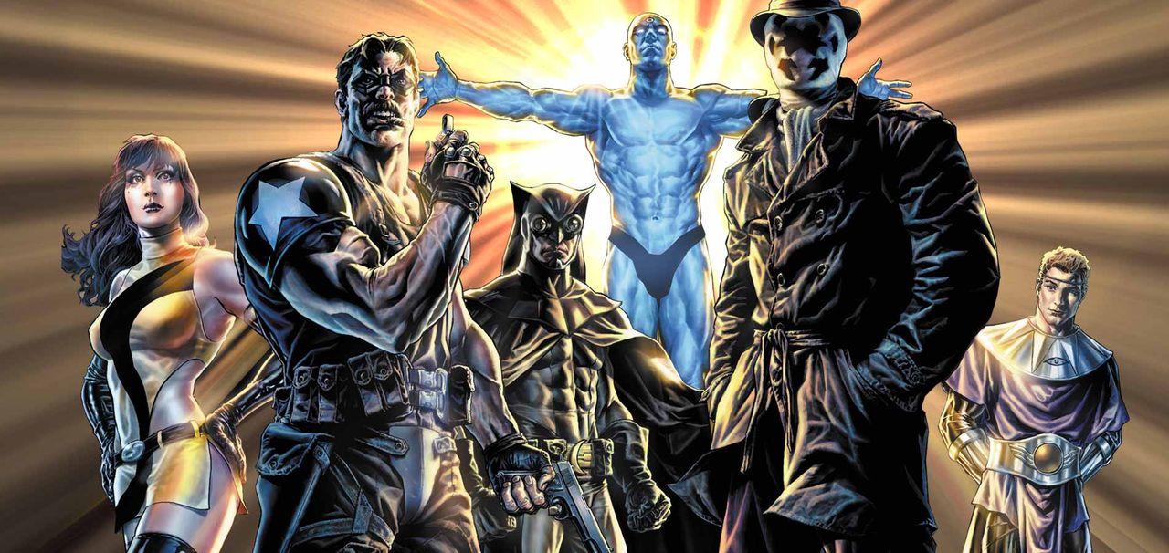 Damon Lindelof teasar Watchmen-serie