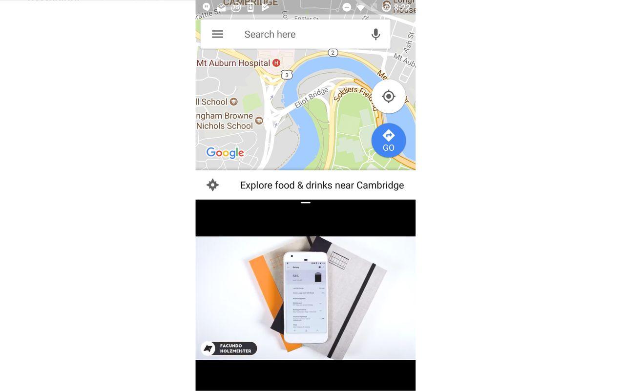 Google Maps får bättre multi-window-stöd