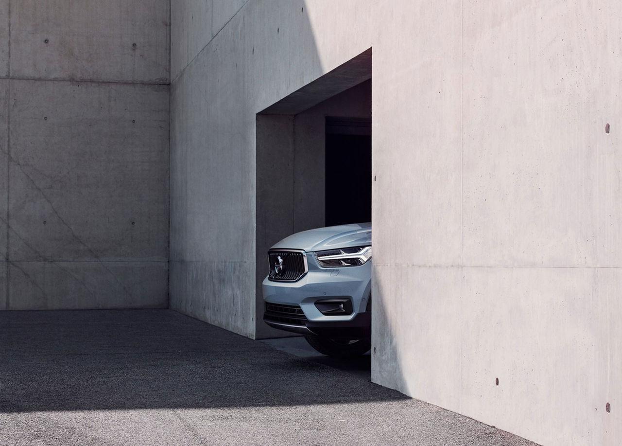 I dag drar vi fram Volvo XC40 i ljuset