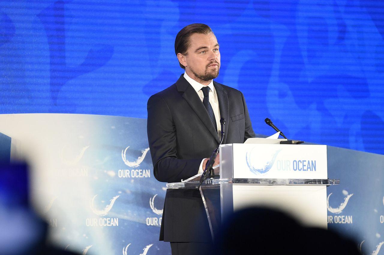DiCaprio donerar 160 miljoner kronor till miljöorganisationer