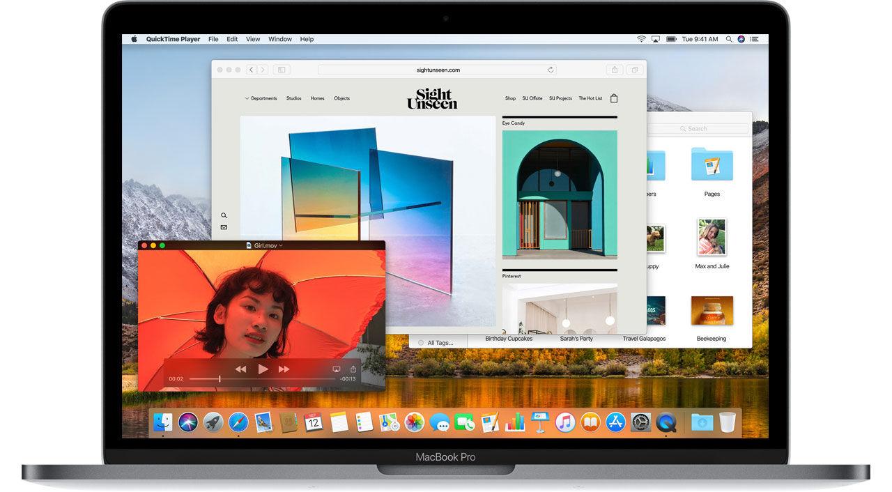 I kväll släpps macOS High Sierra