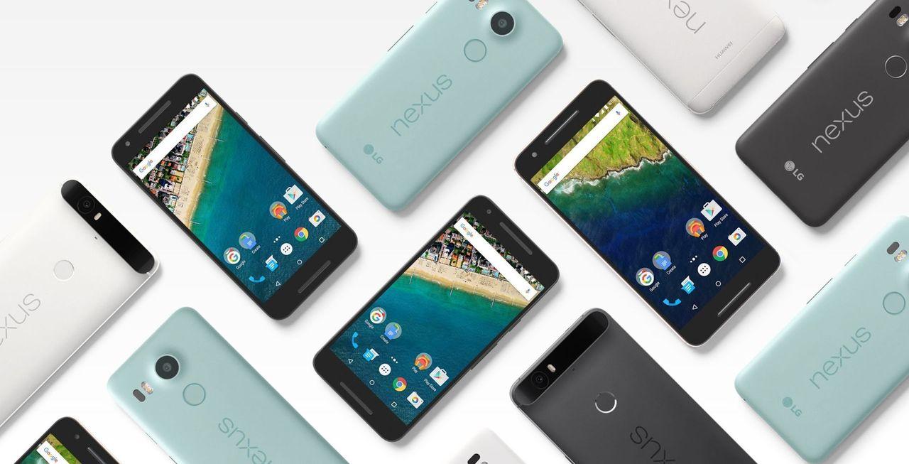 Nexus 5X och 6P får säkerhetsuppdateringar till november 2018