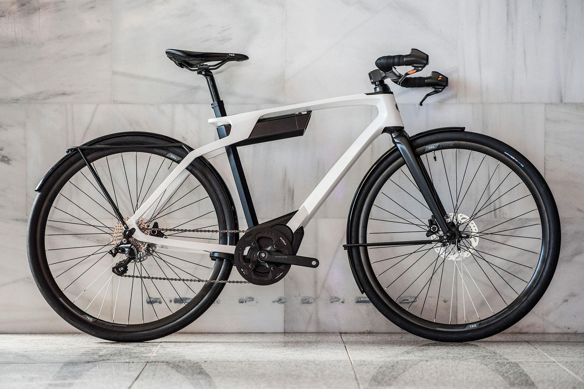 Crescent visar framtidens elcykel
