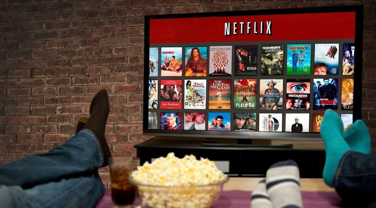 Nästa år kan det bli mer Netflix-strömmar på flygplan