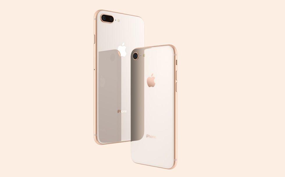 Det kostar 850 kronor att byta ut iPhone 8:s glasbaksida