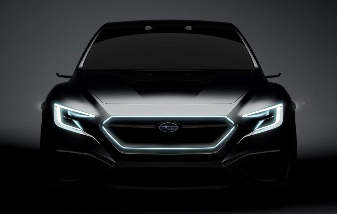 Nytt Subaru-koncept i Viziv-serien