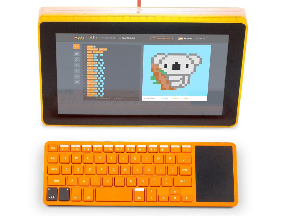 Kano är en datorbyggsats för barn