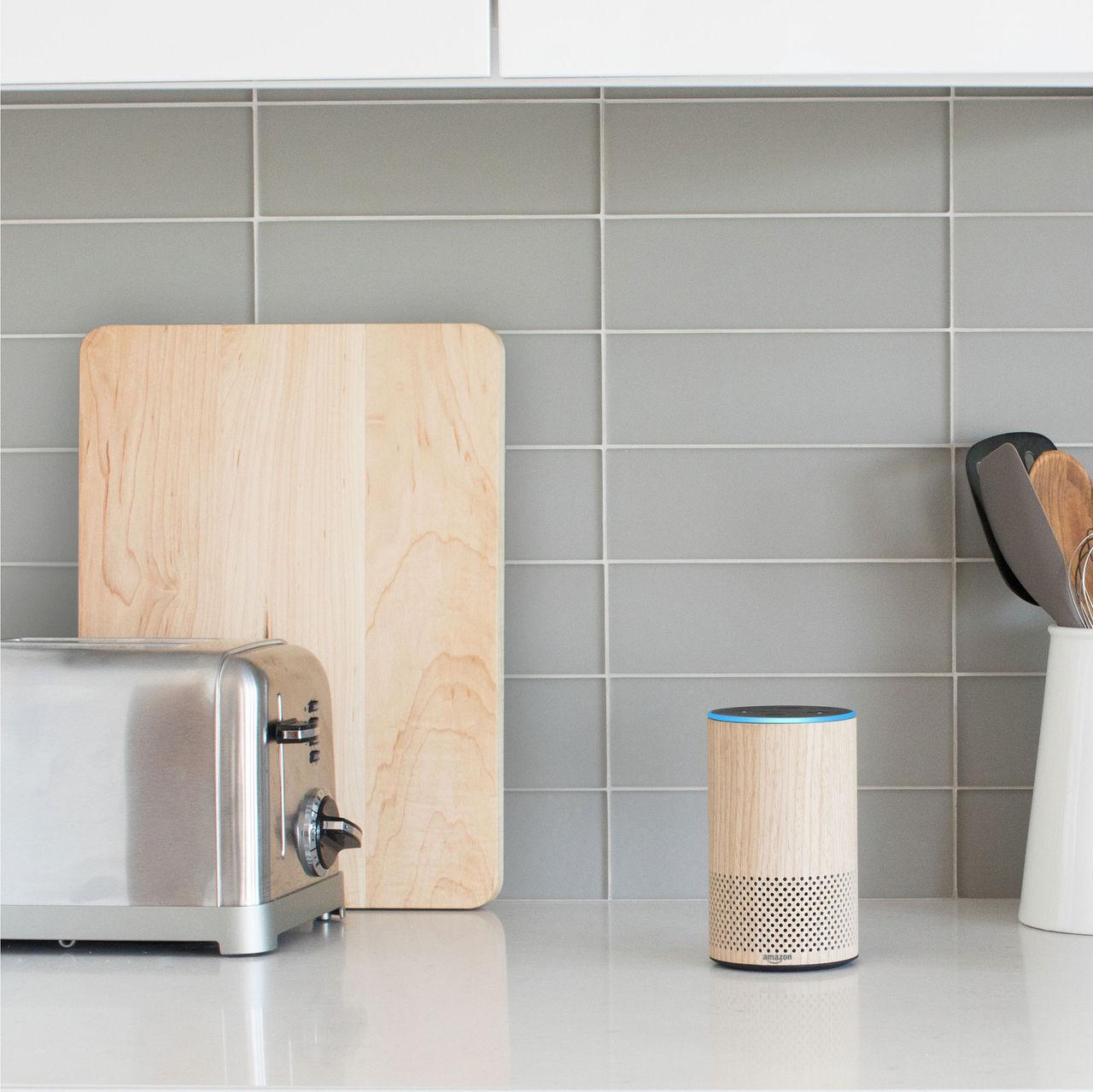 Amazon fräschar till sina Alexa-produkter