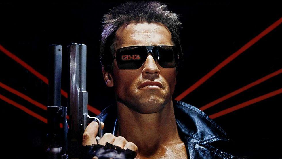 Nya Terminator-filmen har premiär 2019
