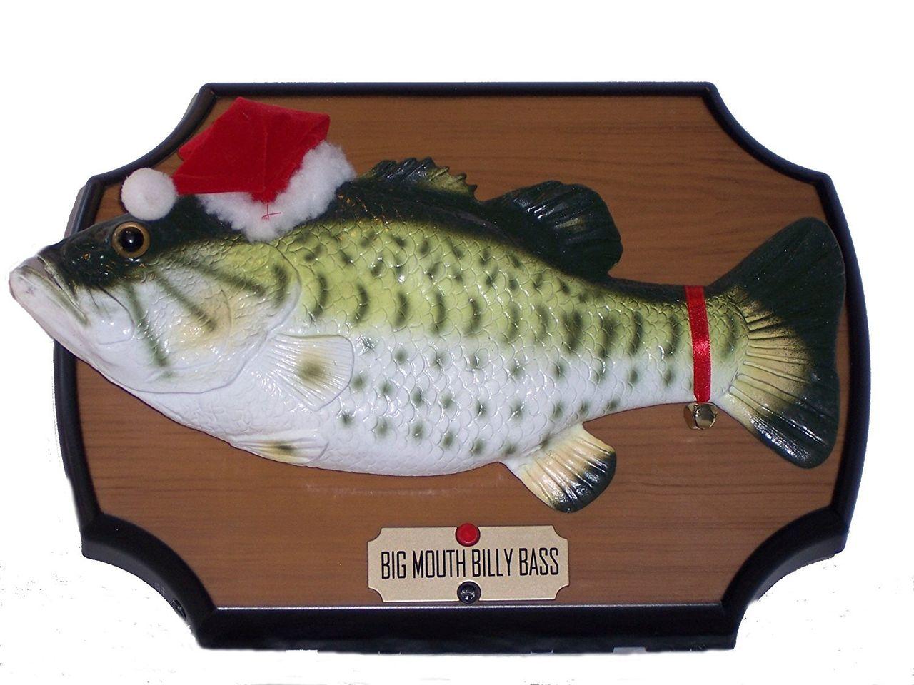 Alexa kommer till Billy Bass