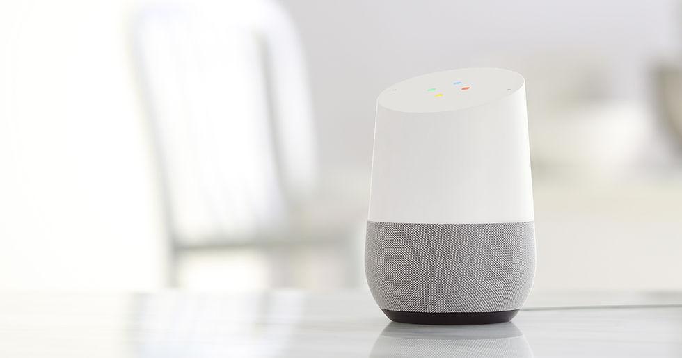 Google verkar jobba på större version av Google Home