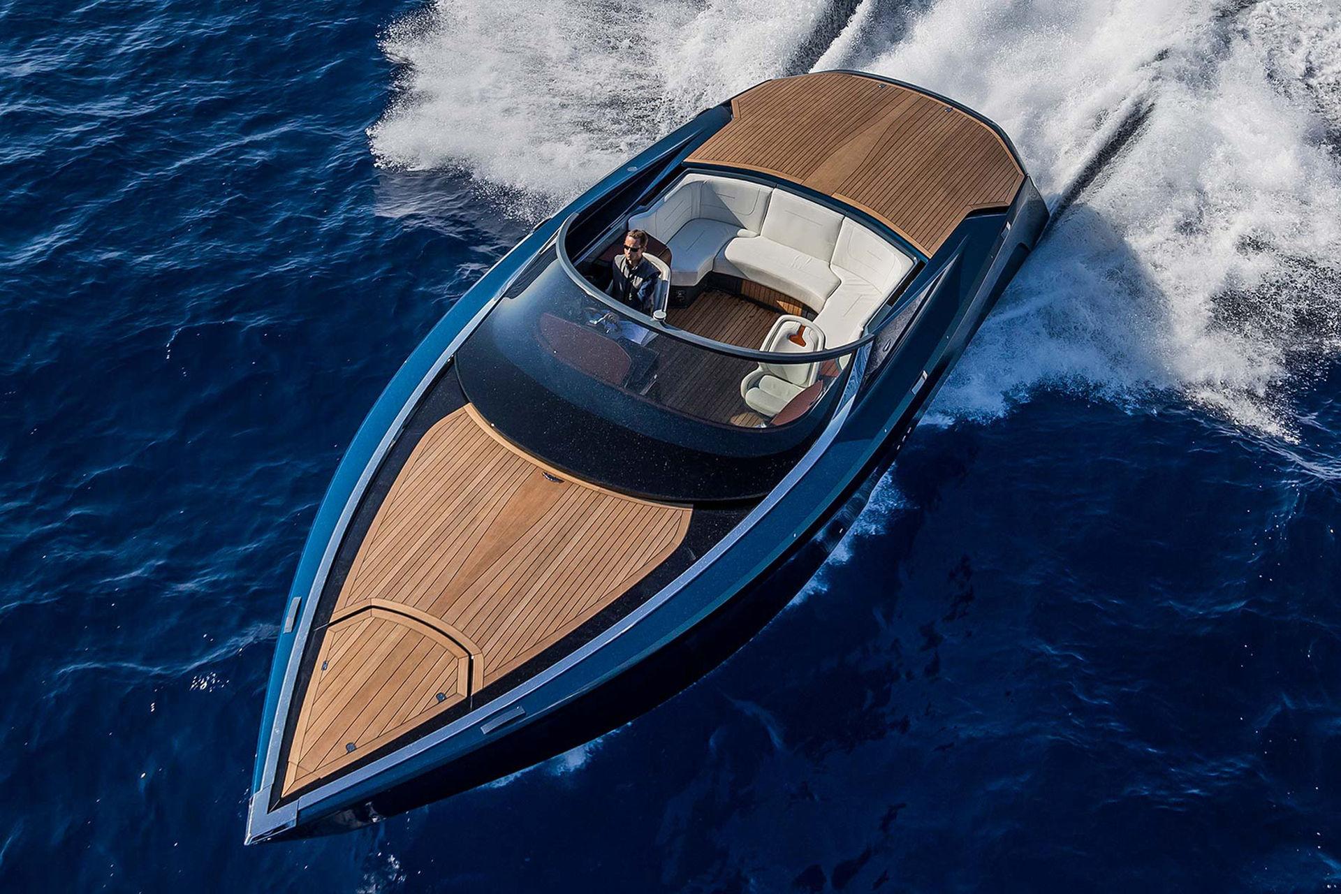 Aston Martins båt får mer effekt