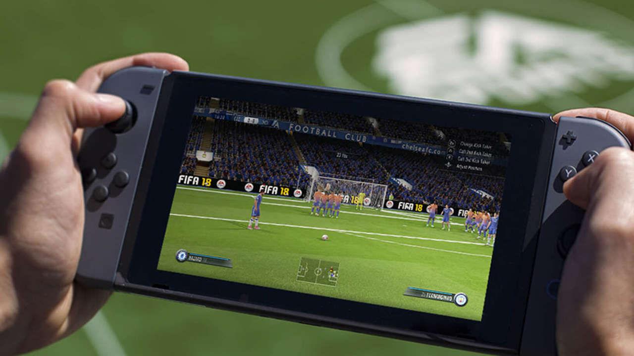 Vad saknas i FIFA 18 för Switch?
