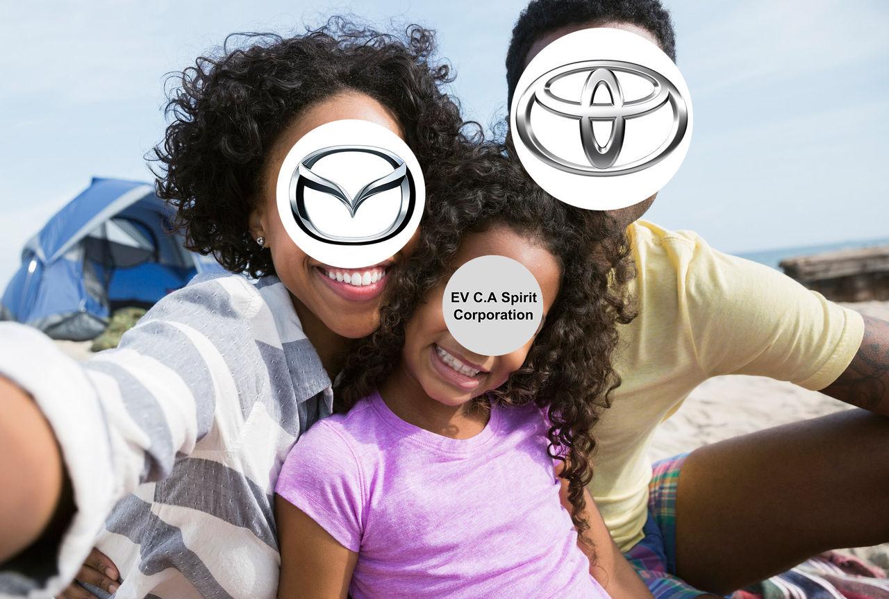 Toyota och Mazda startar gemensamt företag