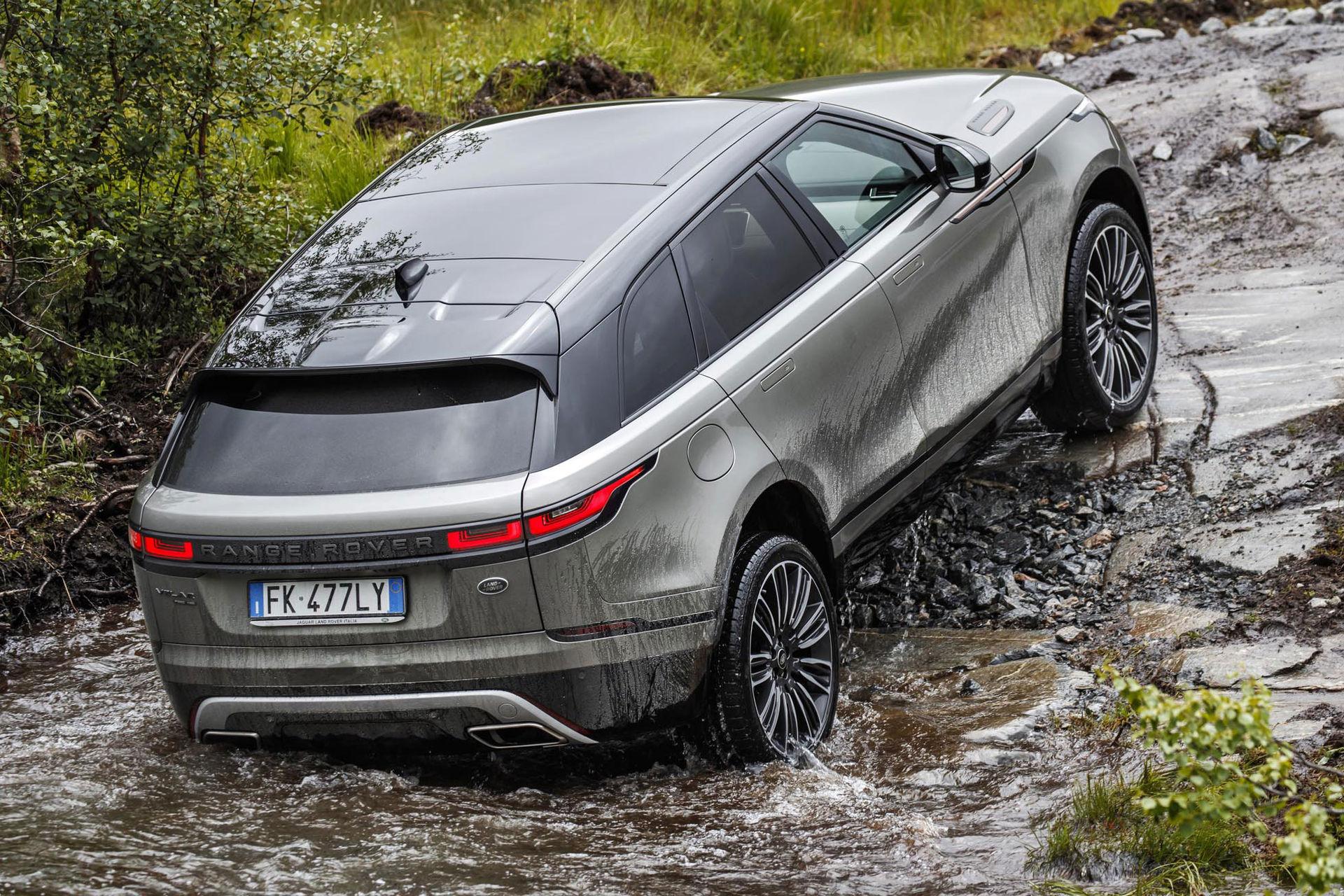 Teknikens Värld har provkört Range Rover Velar