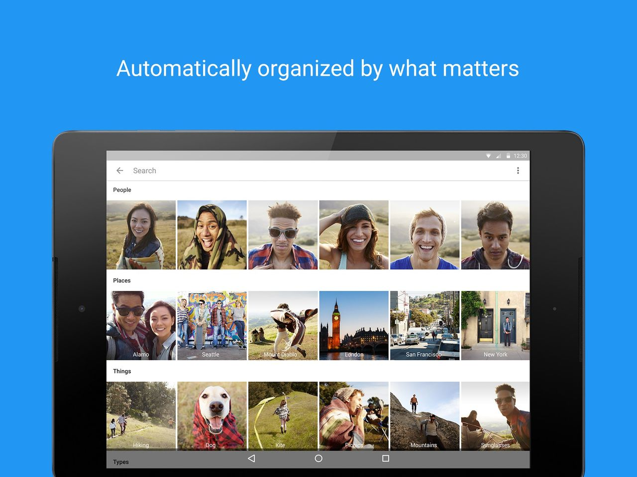 Dela filmer via Google Photos trots dålig uppkoppling