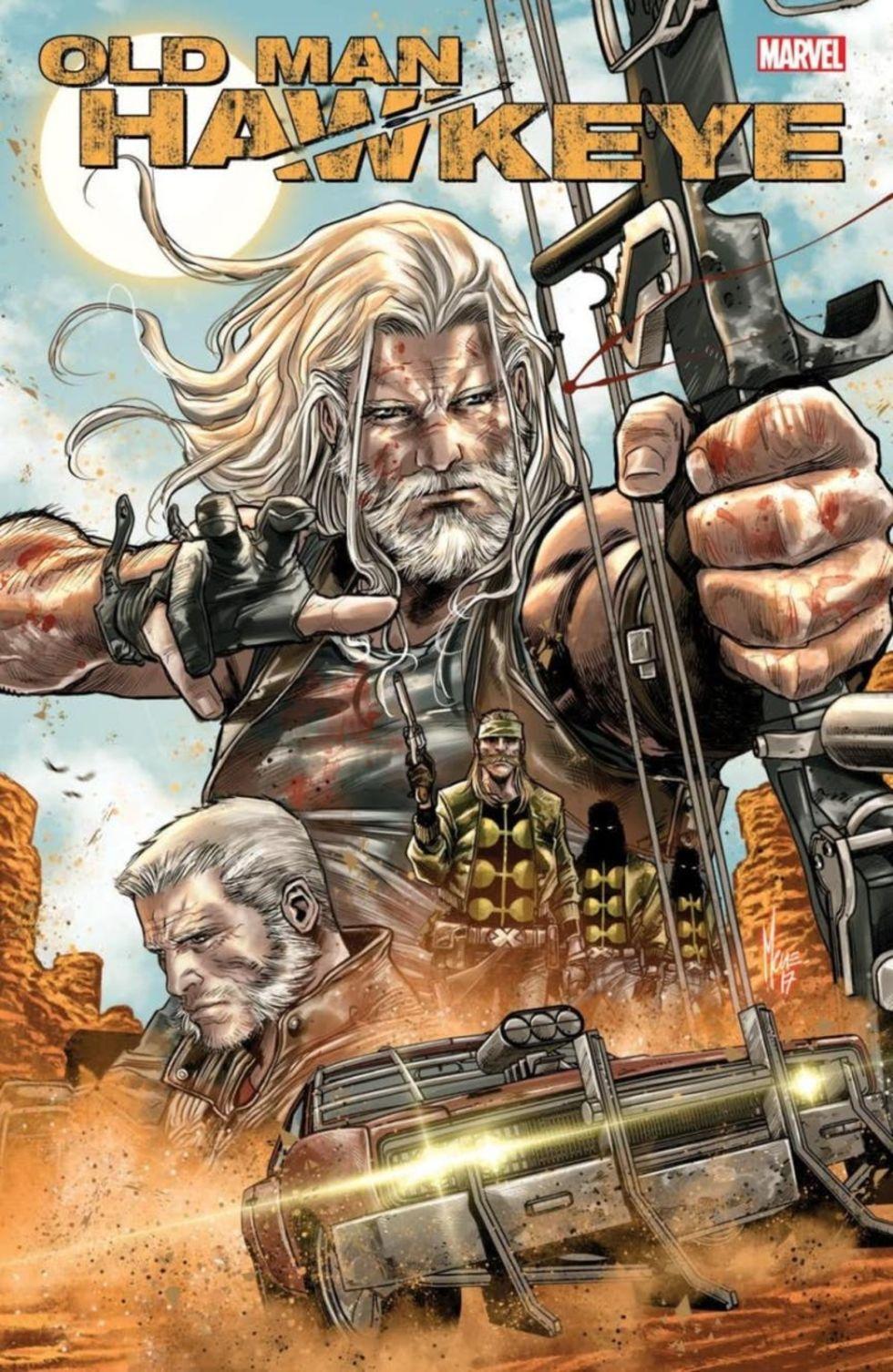 Old Man Hawkeye släpps i januari