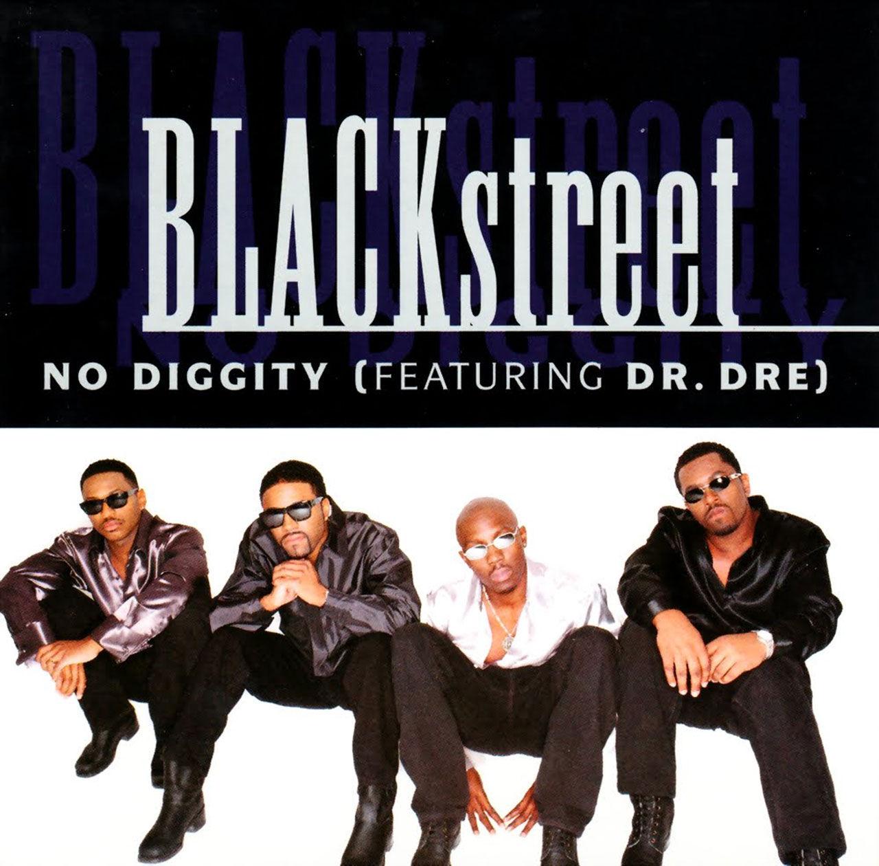 Gillar du låten No Diggity?