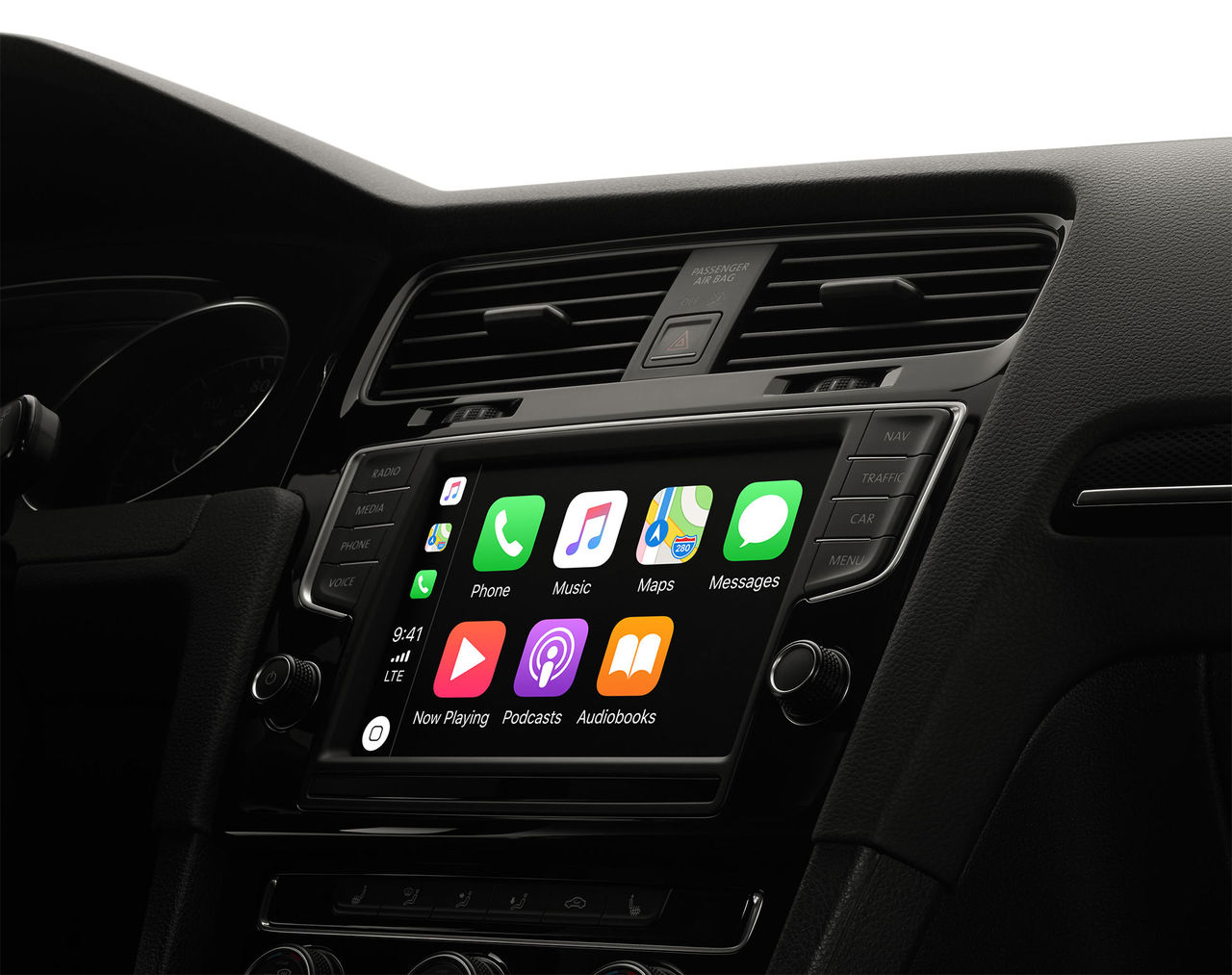 Sveriges Radio Play får stöd för Carplay!