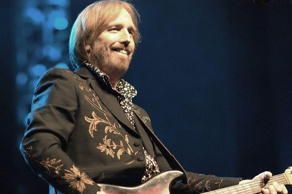 Rockstjärnan Tom Petty är död
