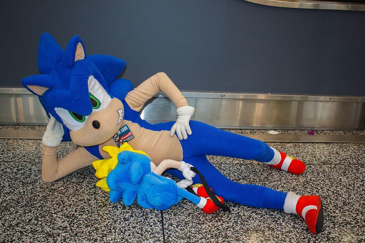 Paramount plockar upp Sonic-filmen