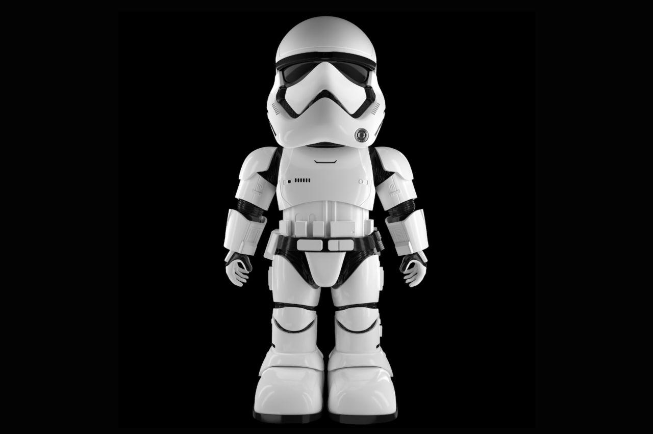 Stormtrooper håller koll på ditt hem