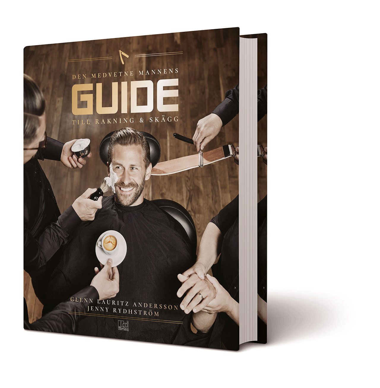 Ny bok om skägg