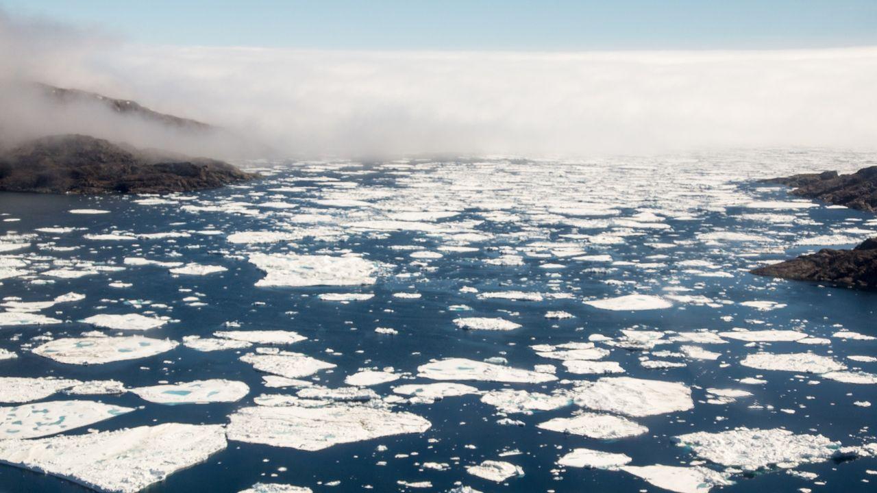 Forskare oeniga om metanläckor i Arktis hav